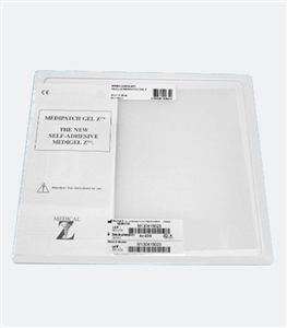 Medipatch Gel Z Sheet (fabric lined) - ZG/601
